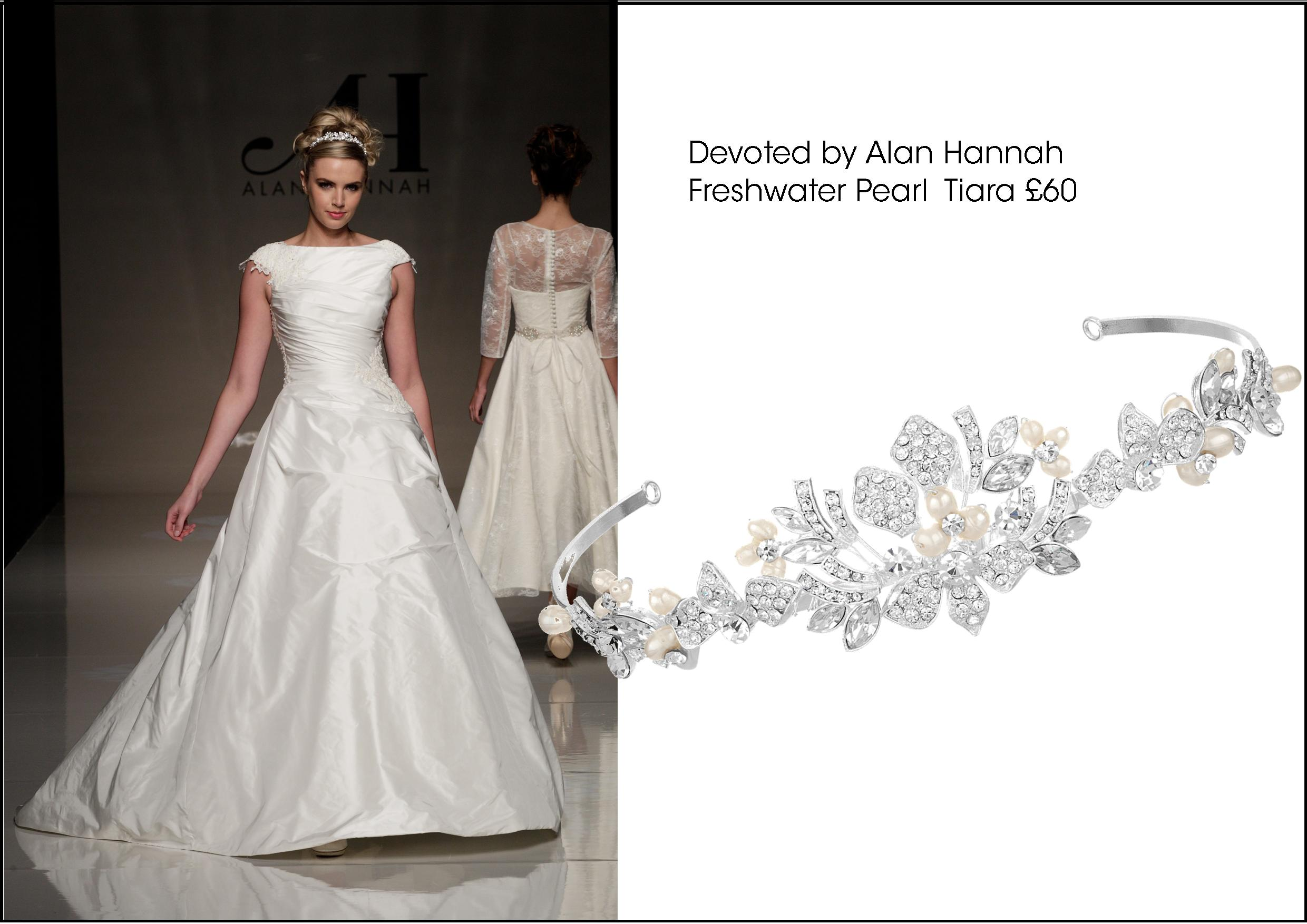 The Devoted By Alan Hannah Collection Over At Jon Richard Bridal