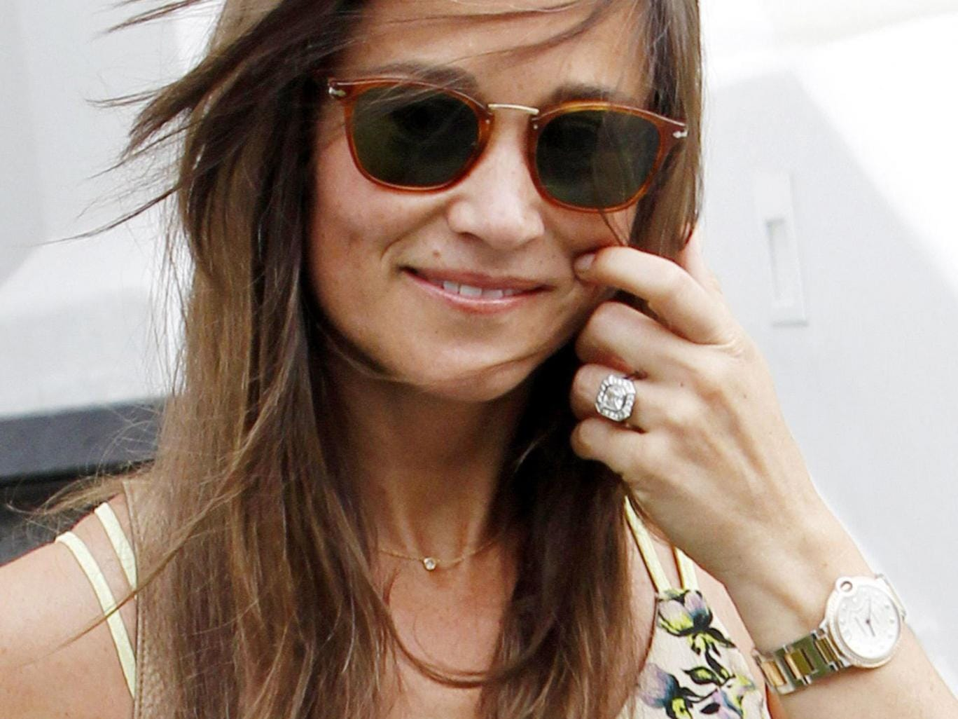 Pippa Middleton's Engagement Ring - photo#15