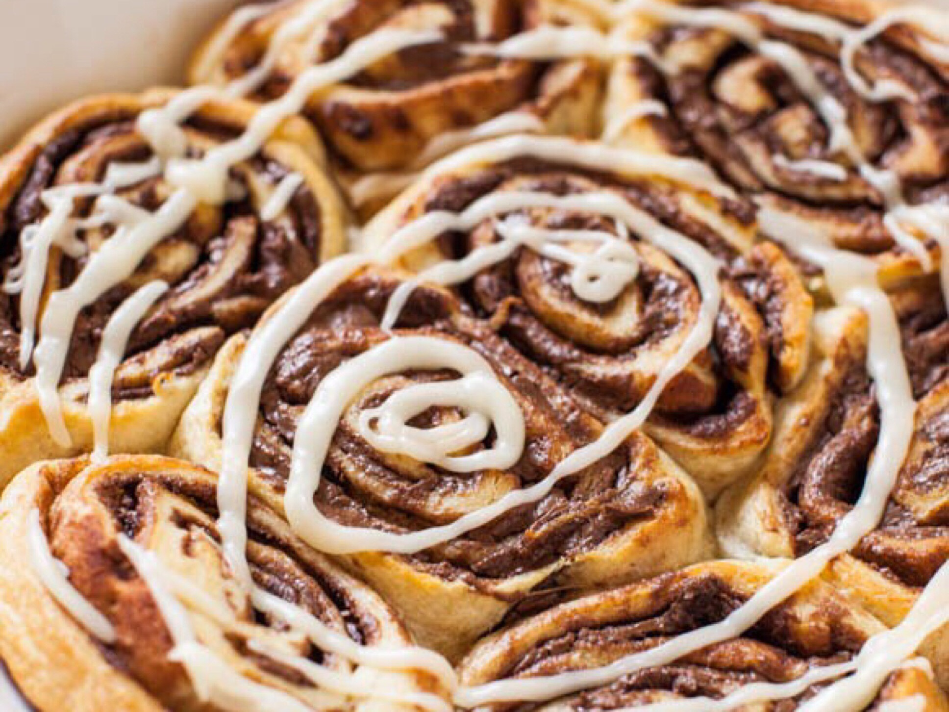 Cinnamon swirl - Breakfast in Bed