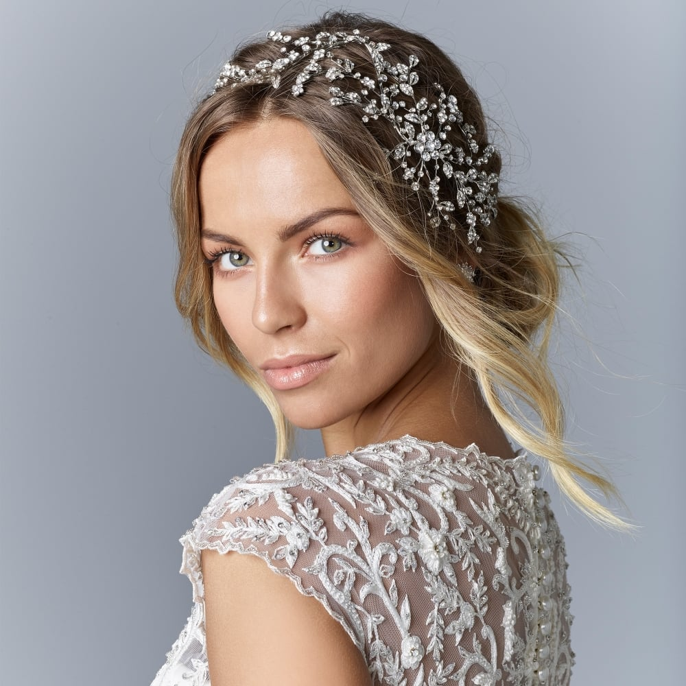Bridal Tiaras And Hair Accessories Choosing The Right