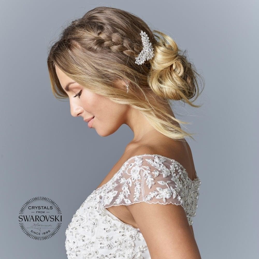 bridal tiaras and hair accessories | choosing the right bridal tiara