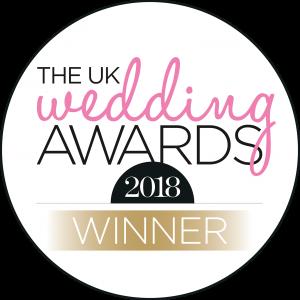 The UK Wedding Awards 2018 Winner