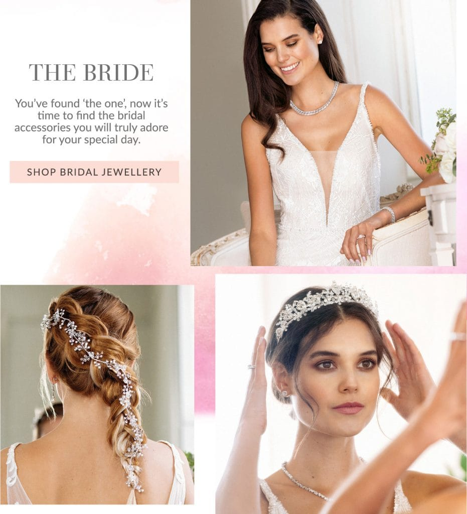 The Bride - Shop Bridal Jewellery