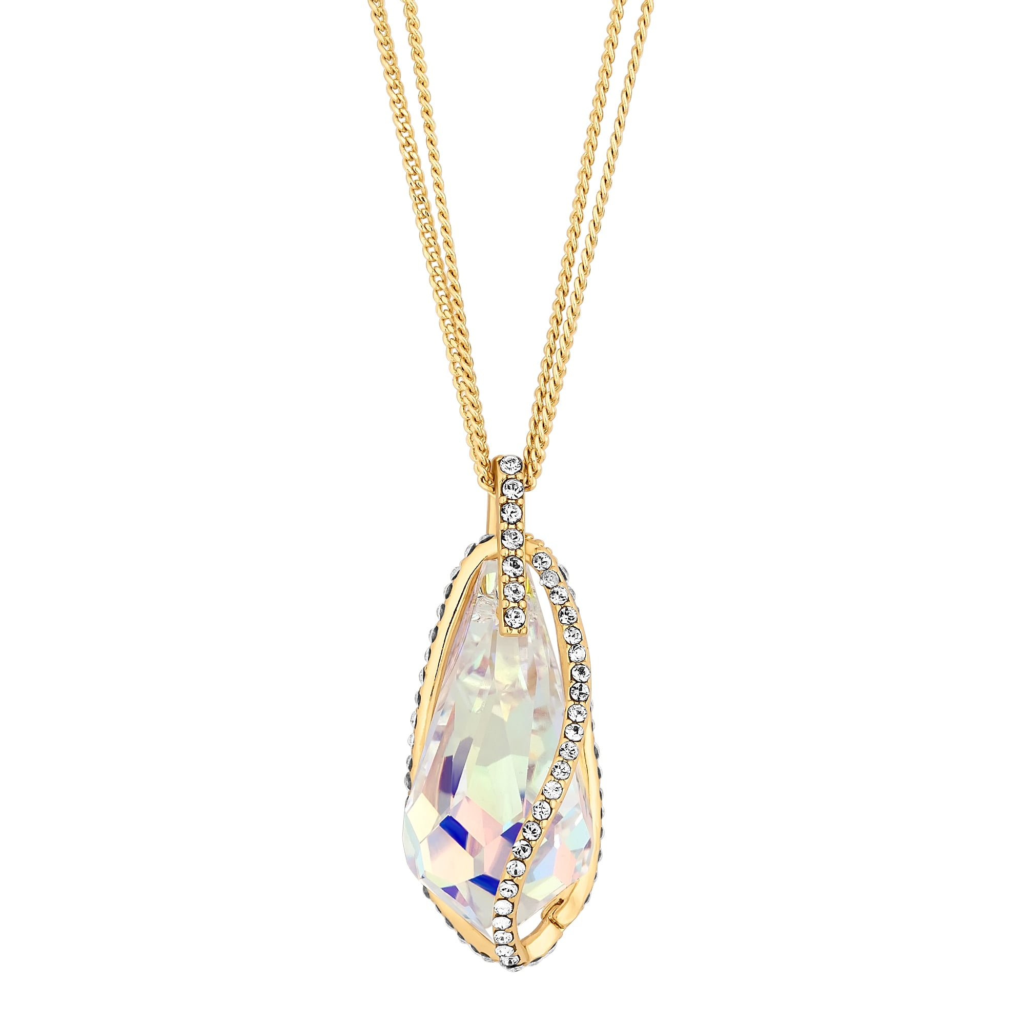 jewellery market crystal de fairtrade necklace swarovski womens art ethical pendant