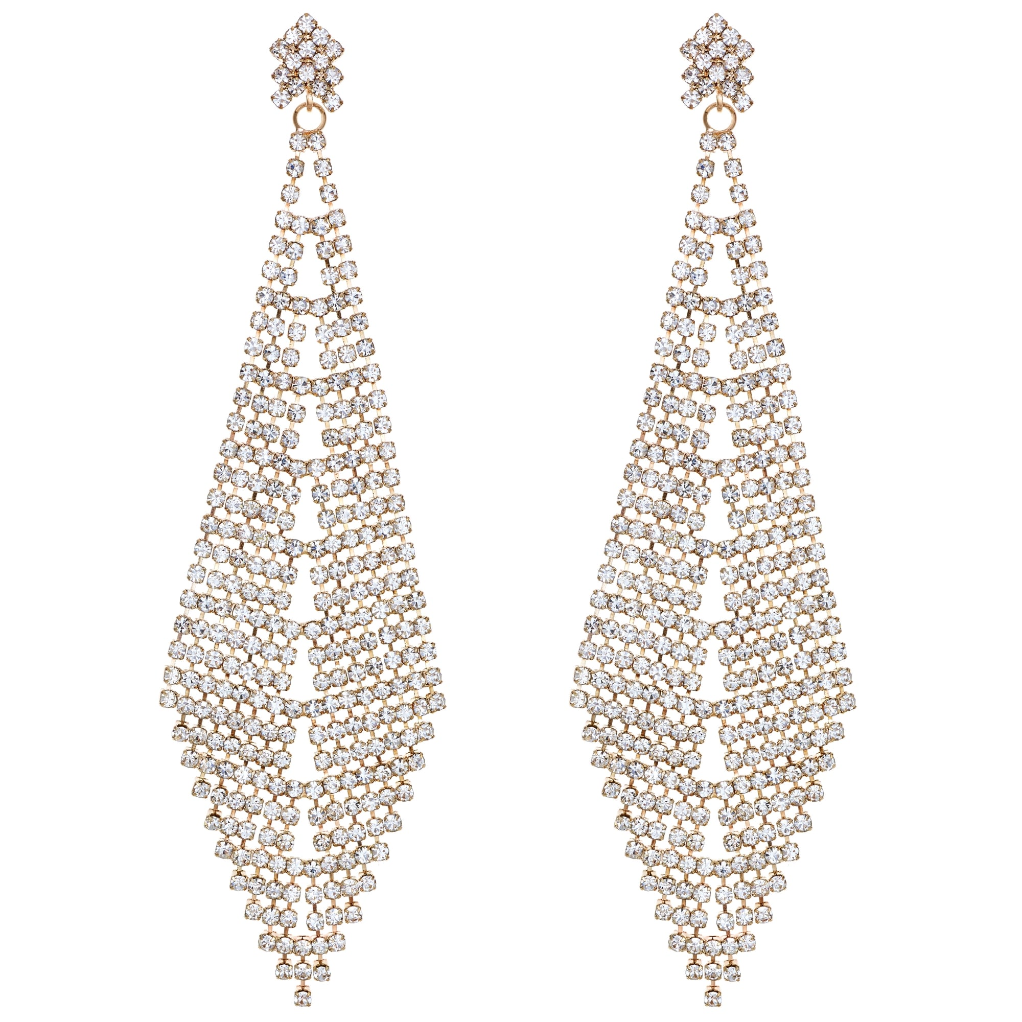 Mood by jon richard rose gold crystal statement earring sale from rose gold crystal statement earring arubaitofo Image collections