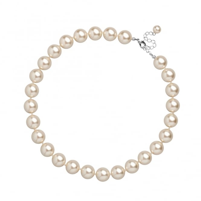 Cream Pearl Necklace