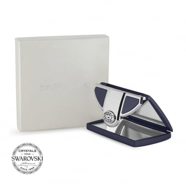Navy envelope compact