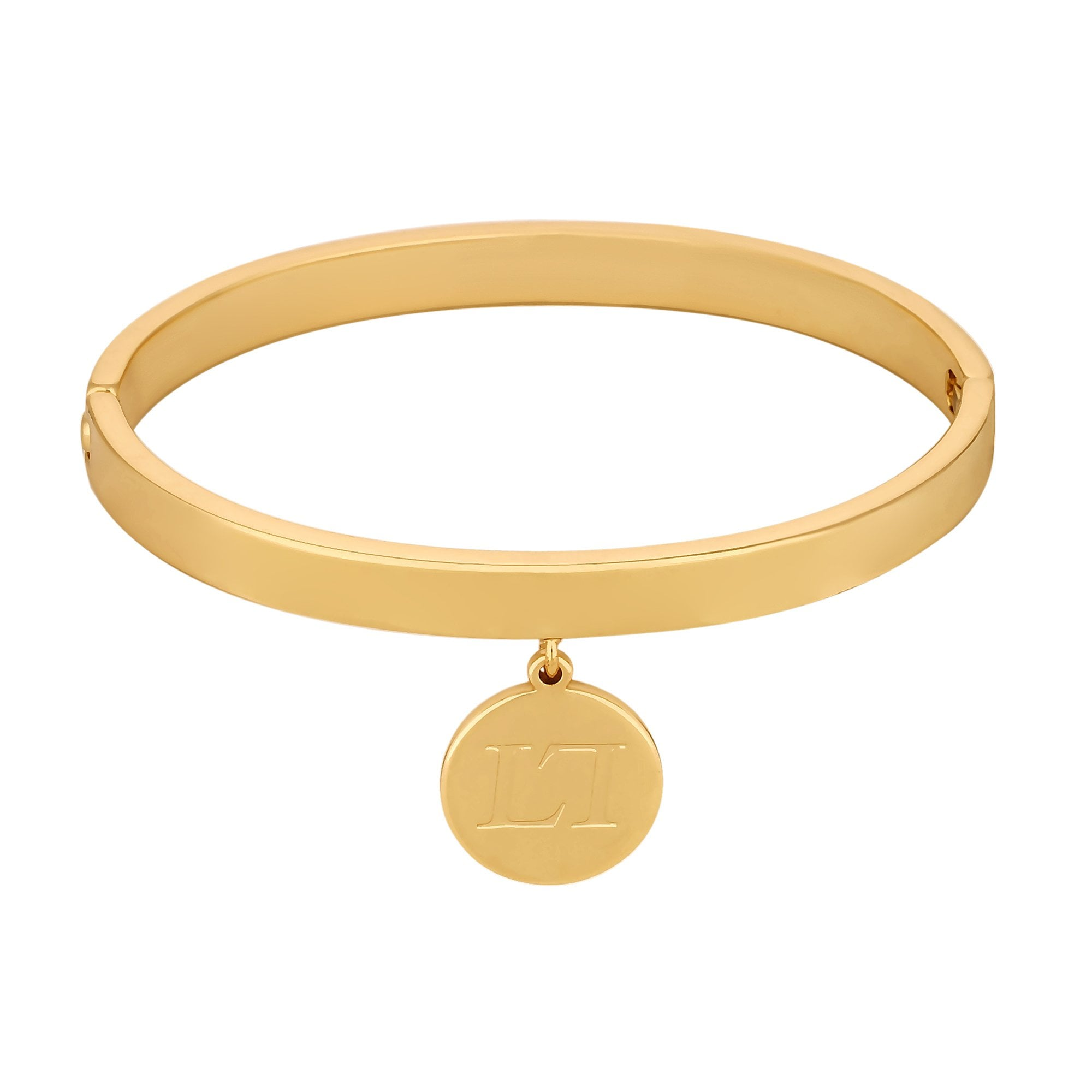 9babb2c95c9 Lipsy Gold Coin Charm Bangle - Jewellery from Jon Richard UK
