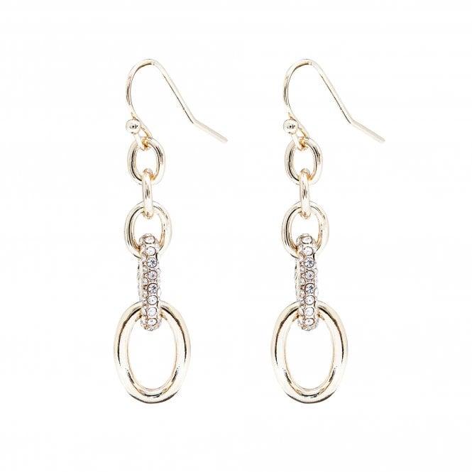 Jewellery Women's Lipsy Gold Link Earring