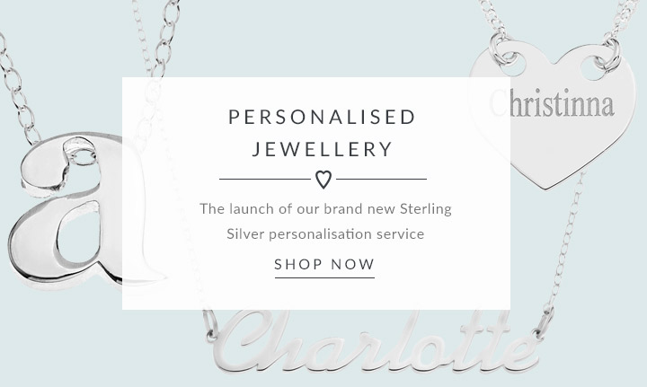 Personalised Items Launch