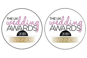 The UK Wedding Award 2018 Winner