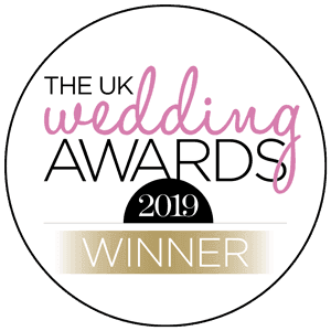 The UK Wedding Award 2019 Winner