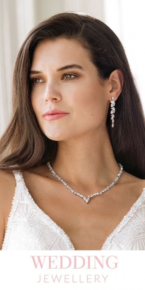 Shop All Wedding Jewellery