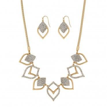 4c7586c734e Colour: Gold MOOD By Jon Richard Matching Jewellery Sets
