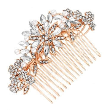 Bridal And Wedding Hair Accessories From Jon Richard