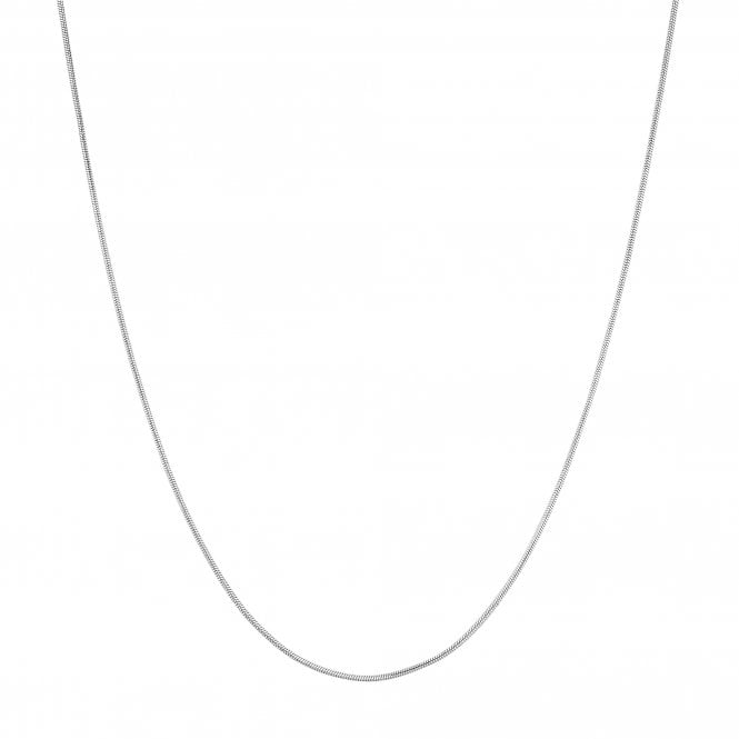 Image of Sterling Silver 16 inch Snake Chain Necklace