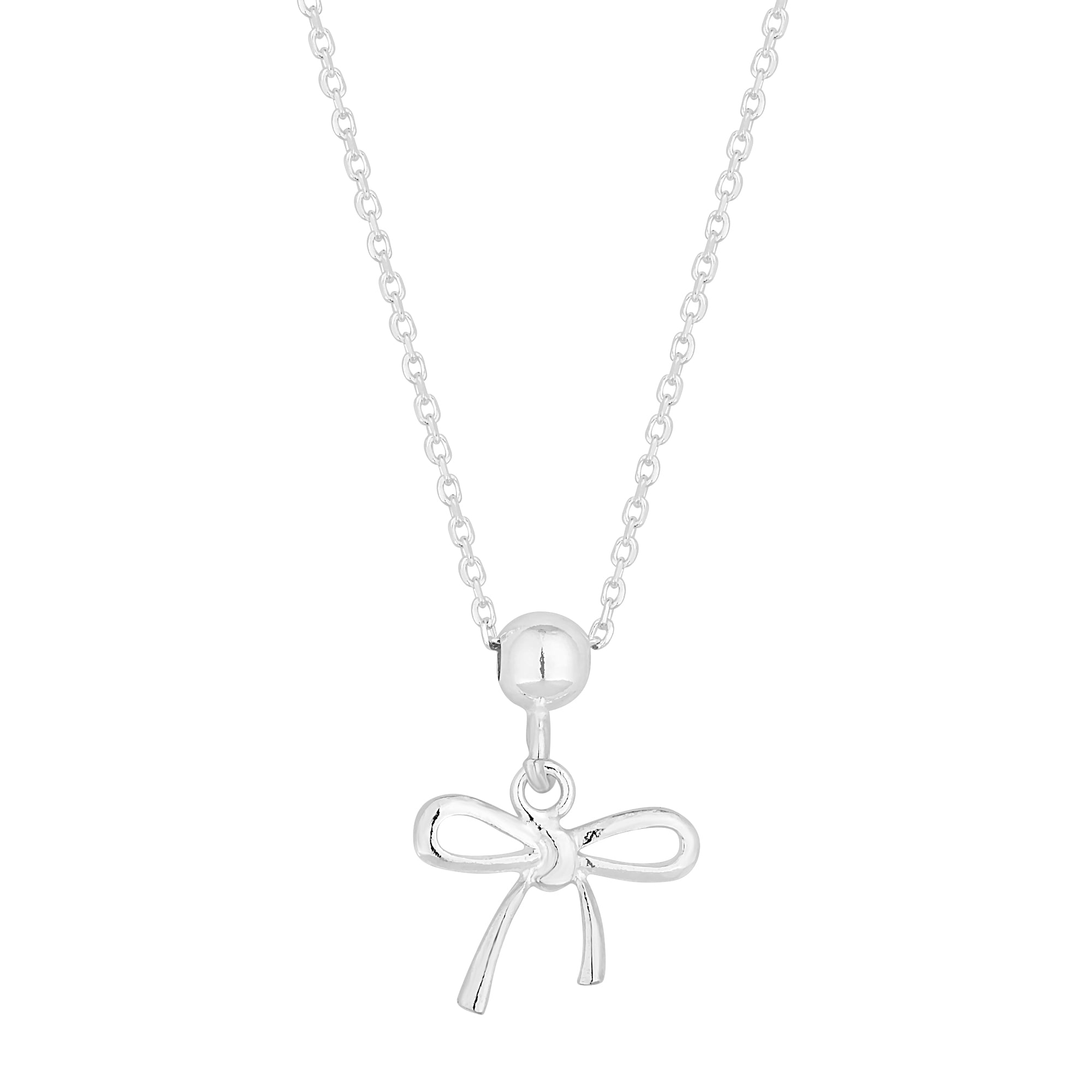 enlarged necklaces bow necklace products christian dior jewelry crystal pendant