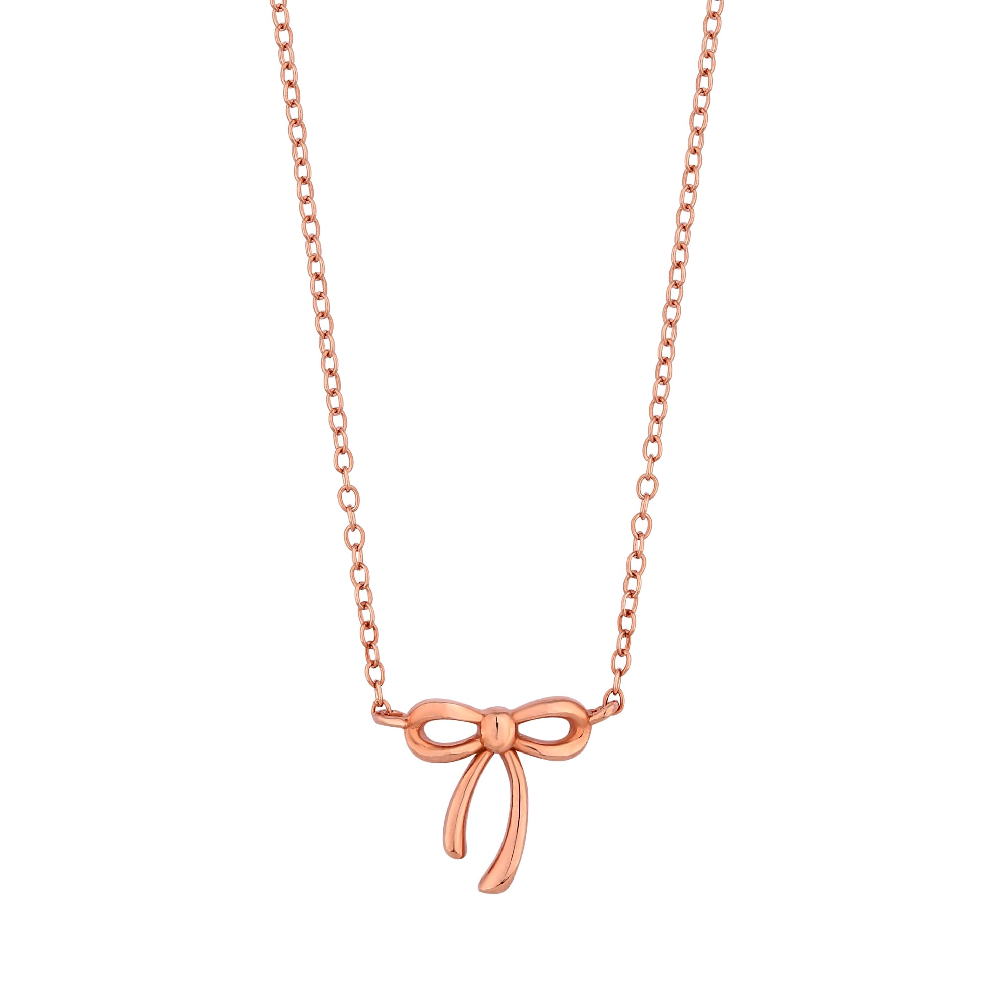 jewellery products taylor pendant bow necklace dollie