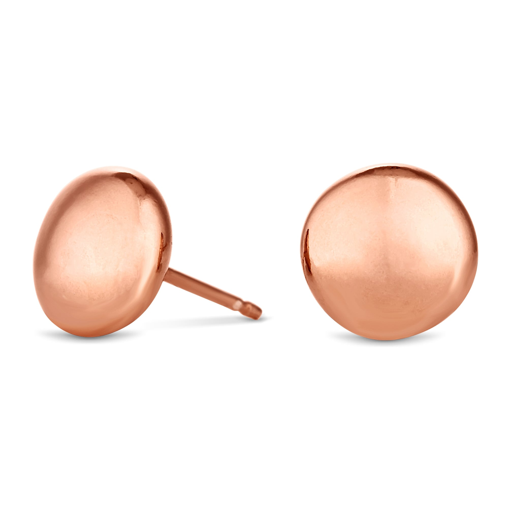 thumbnail small gold online rose img plus in dotoly original button stud round products earrings