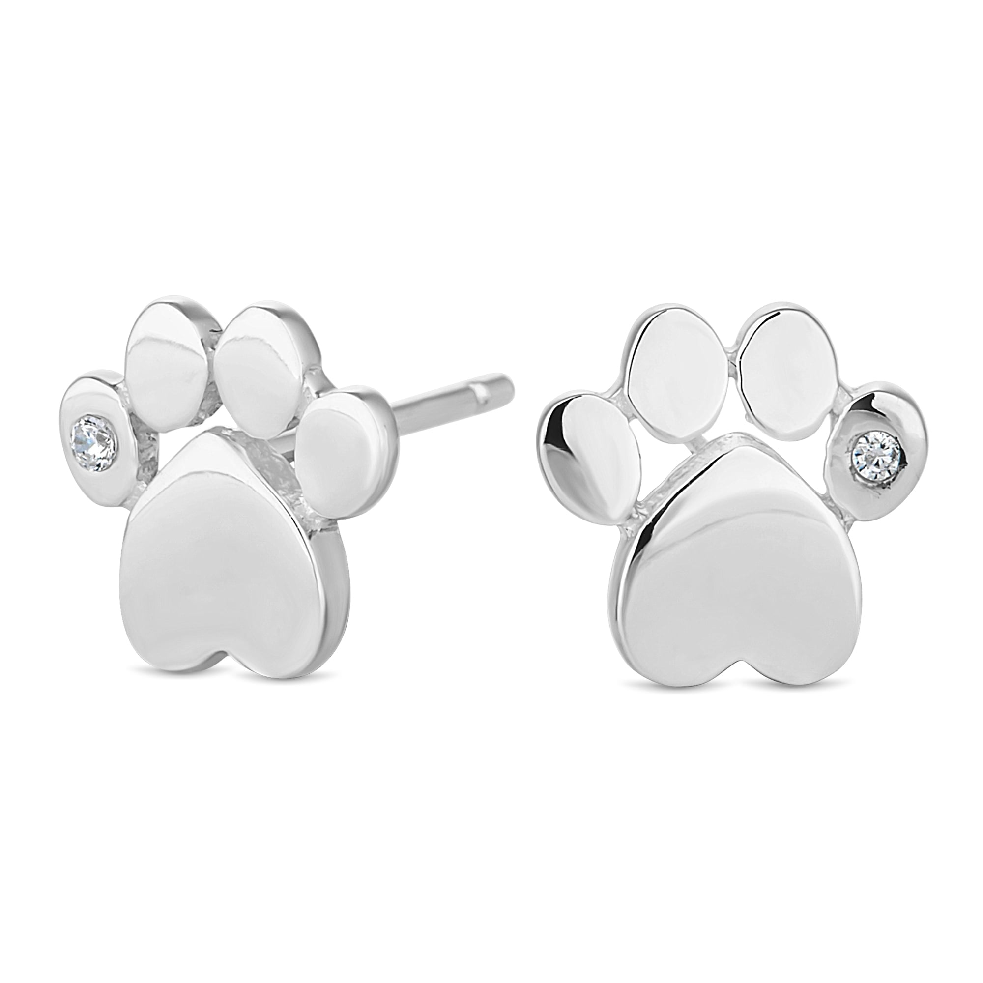 in arran view mm studs shop silver end jewellery stud nose sterling ball