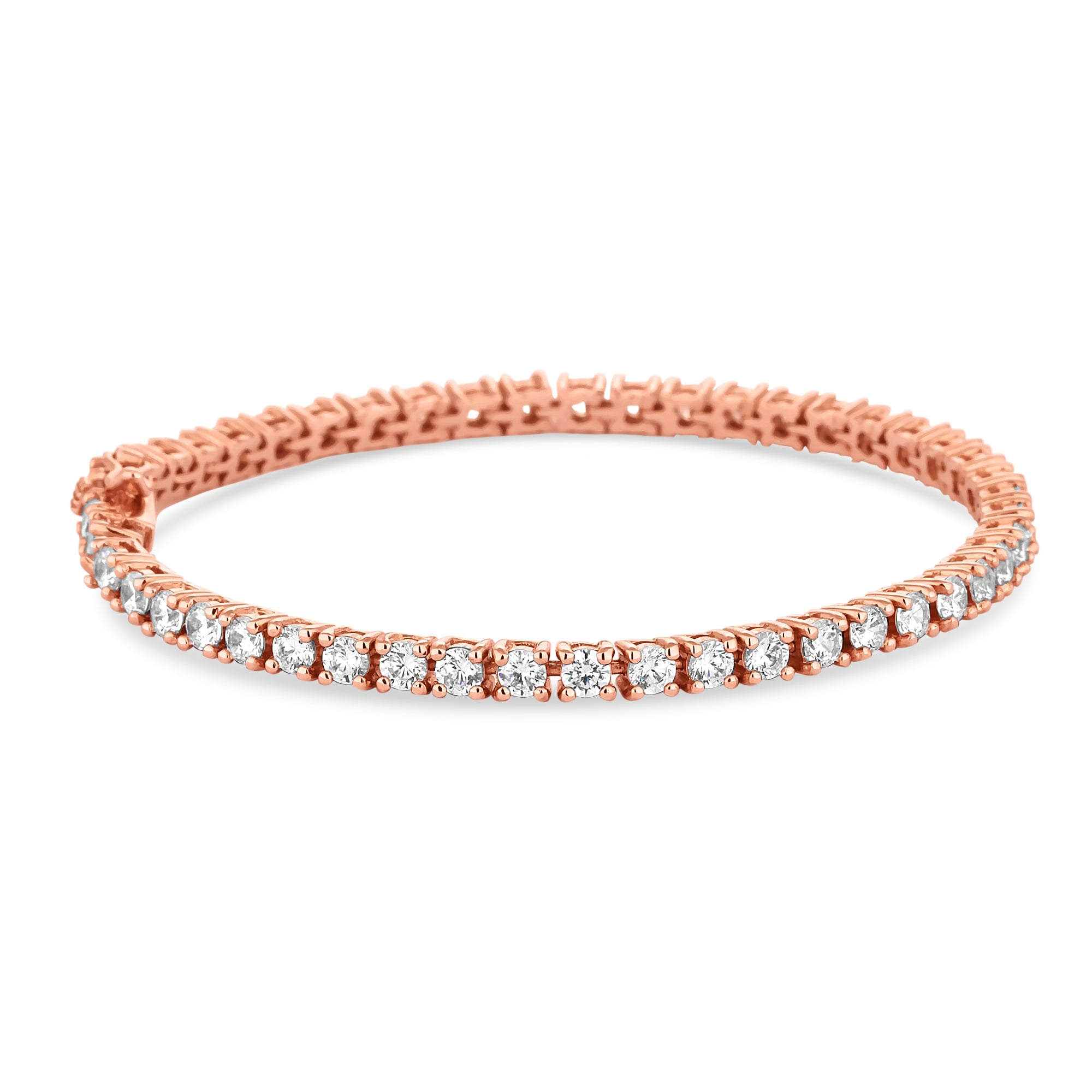 pave bracelet archives bracelets anklet coster tennis rg diamond diamonds yg band polished royal