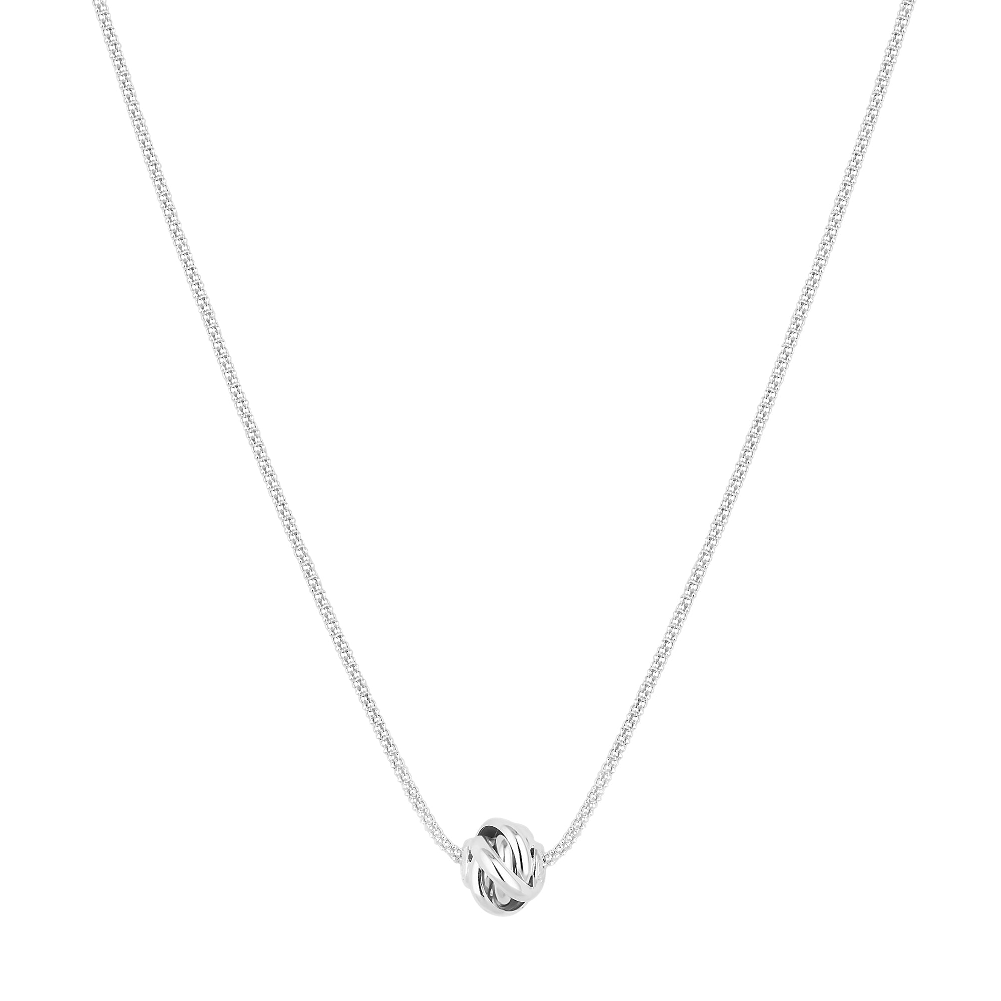 meaning knot products native by eternity celtic love necklace silver liwu jewellery